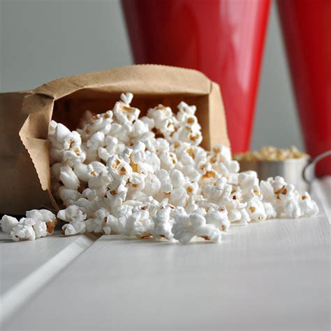 Popcorn In A Paper Bag In The Microwave - paper bag microwave popcorn the way to his