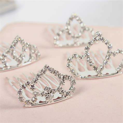 1 pieces new 2016 fashion baby headband rhinestone lace buy wholesale tiara from china tiara