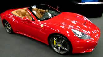 List Of Ferraris News Is 2014 California In Your To Buy List