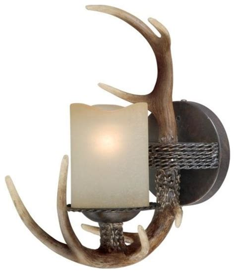 rustic bathroom vanity light fixtures vaxcel yoho 1 light vanity rustic bathroom vanity