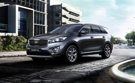 kia soorento 2018 kia sorento review interior exterior engine