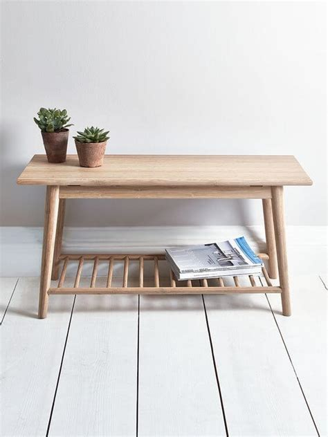 scandinavian home decor with simple wooden cushion rack the latest sustainable design trend get some lagom for