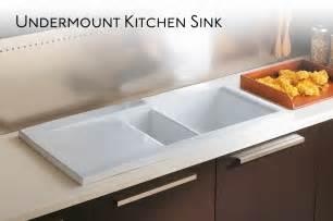 ideas undermount kitchen