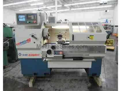 bridgeport romi ez path  cnc engine lathe  sale