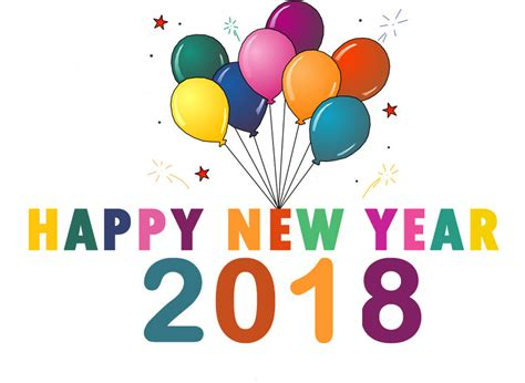 new year artwork happy new year 2018 clipart images free clip banner