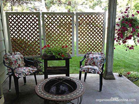 Backyard Privacy Screen Ideas 22 Simply Beautiful Low Budget Privacy Screens For Your Backyard