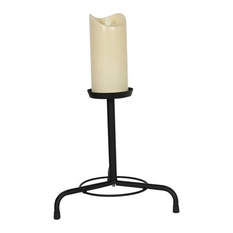 3 Candle Stand by 3 Tier Metal Candle Stand Candelabra With 3 Flickering