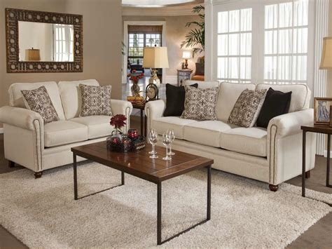 Serta 3600 Keynote Ivory 2pc Sofa Set In Myrtle Beach On Furniture Living Room Sets 999