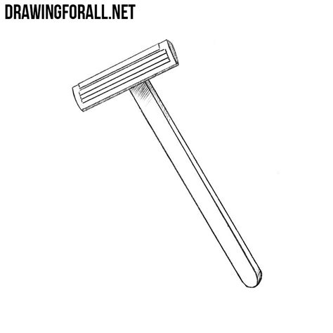 How To Draw A Drawingforall by How To Draw A Razor Drawingforall Net