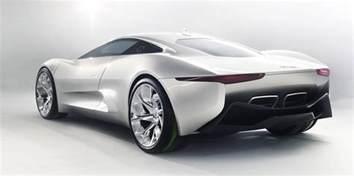 Jaguar Electric Car C X75 Auto Buzz Jaguar C X75 Concept Car To Be Villain S