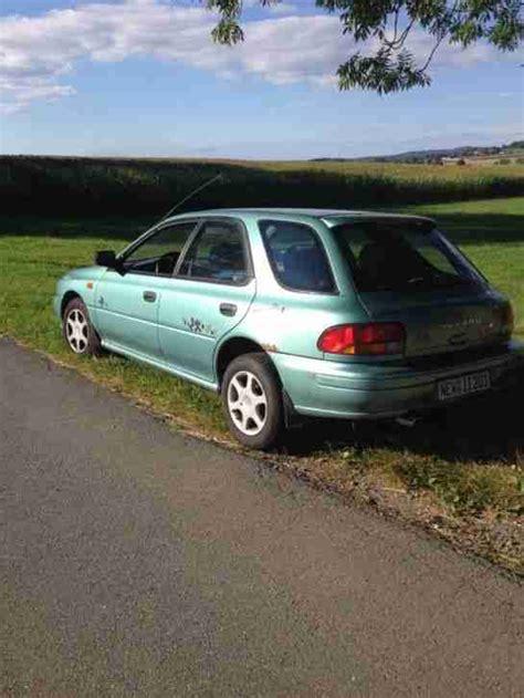 Auto Bild Allrad 03 by Subaru Impreza 1 8 Allrad Standheizung T 252 V 03 Tolle