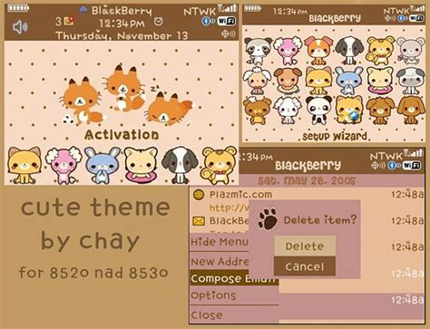 download theme cute for android free soooo cute theme 3 kawaii theme blackberry forums at