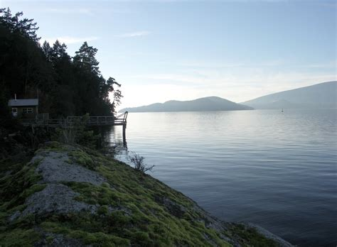 Bowen Island Waterfront Cottage by Eastman Waterfront Cottage A Bowen Island Cottage With