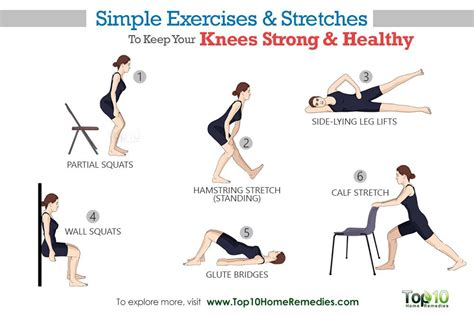 healthy fats for joints 10 simple exercises and stretches to keep your knees