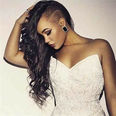 shaved hairstyles shapes for black women 50 wicked shaved hairstyles for black women hair motive