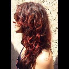 thick naturally curly air salon in san diego curly hair cut and color hair by alex the lab a salon