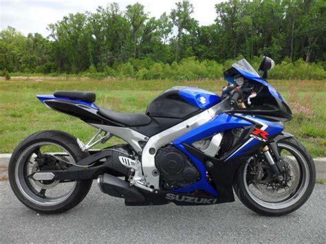 2008 Suzuki Gsxr 600 For Sale by 2008 Suzuki Gsx R600 Sportbike For Sale On 2040 Motos