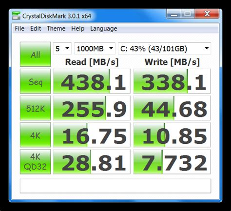 crystal disk bench ux31a benchmark sandisk crystal disk mark wiredrevolution com