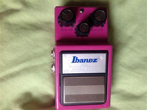 Efek Gitar Ibanez Ad9 Analog Delay ad9 analog delay ibanez ad9 analog delay audiofanzine