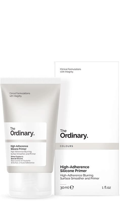 The Ordinary High Spreadibilty Fluid Primer 30 Ml the ordinary high adherence silicone primer 30ml