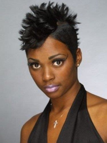 pictures of afro american mohawk 727 best images about short hairstyles for black women on