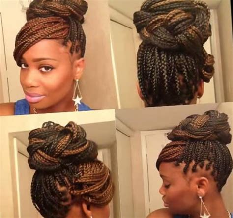 natural hairstyles with swoop swoop braids hairstyles hair