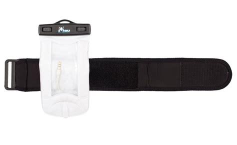 porta ipod porta ipod iphone ipermeabile hibious icase nero