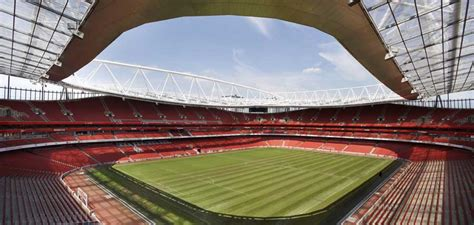 arsenal home ground emirates stadium london e architect