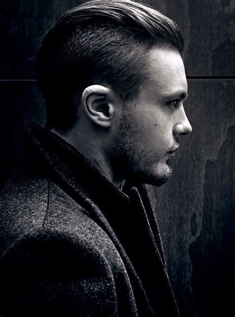 Jimmy Darmody Haircut | jimmy darmody haircut in slicked back undercut hairstyle
