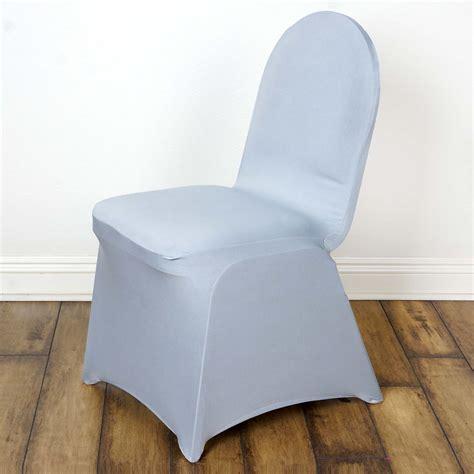 sleek spandex banquet chair covers wedding