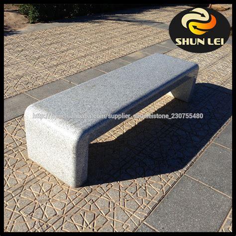 granit naturel jardin banc de pierre Granite ID de produit