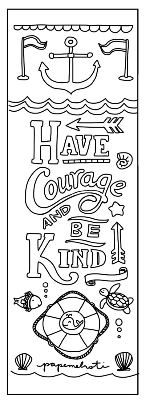 free printable coloring page bookmarks dawn nicole 91 coloring page bookmarks printable zentangle