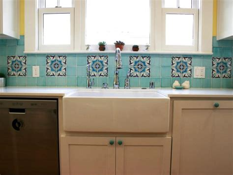 how to install ceramic tile backsplash in kitchen ceramic tile backsplashes pictures ideas tips from hgtv hgtv
