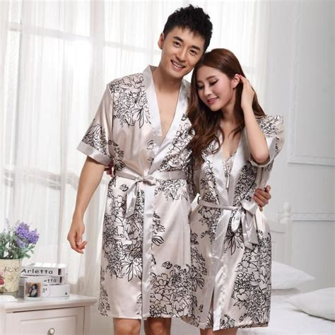Babydoll Simple Sederhana Baju Tidur Size S L Murah Meriah printed sleeve silk sleepwear