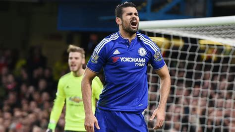 diego costa showing complacency from lack of competition for chelseas diego costa omitted from spain euro 2016 squad