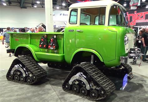 1958 Jeep Forward 170 Sema 2014