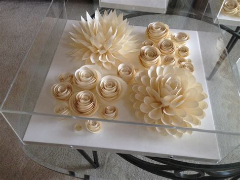 Paper Flower Art ? Colorado Wedding Gifts and Accessories