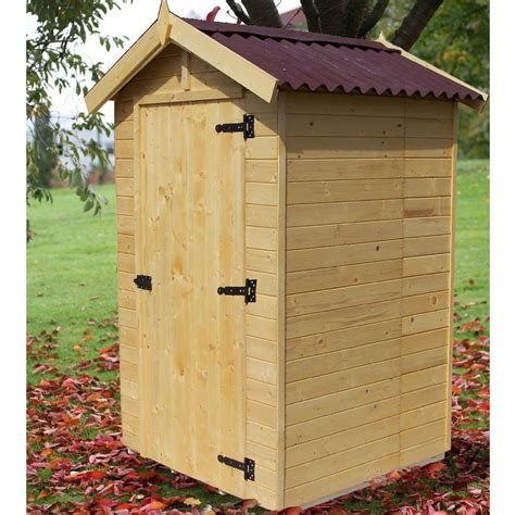 petit abris de jardin en bois petit abri de jardin bois 2 03 m 178 ep 16 mm habrita plantes et jardins