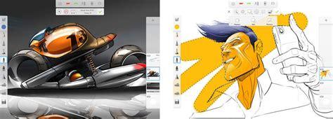 sketchbook pro gratuit sketchbook 224 jour pour pro et iphone 6s slice42