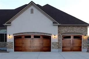 door garage to house carriage house garage doors