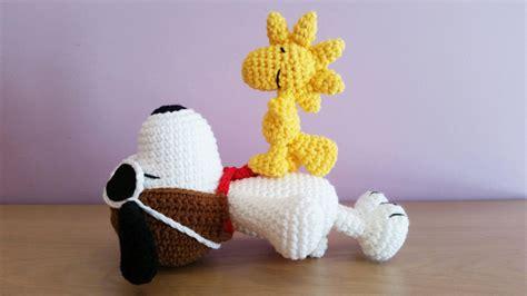 amigurumi woodstock pattern free crochet snoopy amigurumi handmade crochet amigurumi toy doll