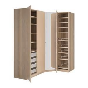Ikea Corner Armoire Pax Wardrobe Ikea