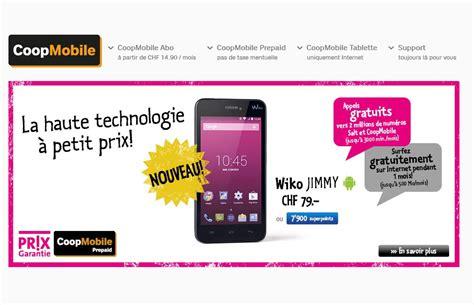 coop mobile ch coopmobile propose 171 l illimit 233 187 224 29 90 francs par mois