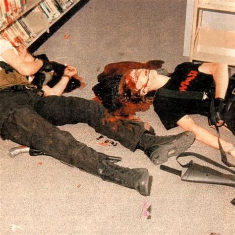 real scene photos columbine victims las vegas shooting