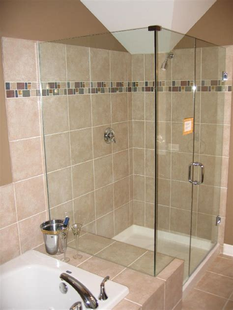 Installing Tile Shower How To Install Ceramic Tile In A Shower