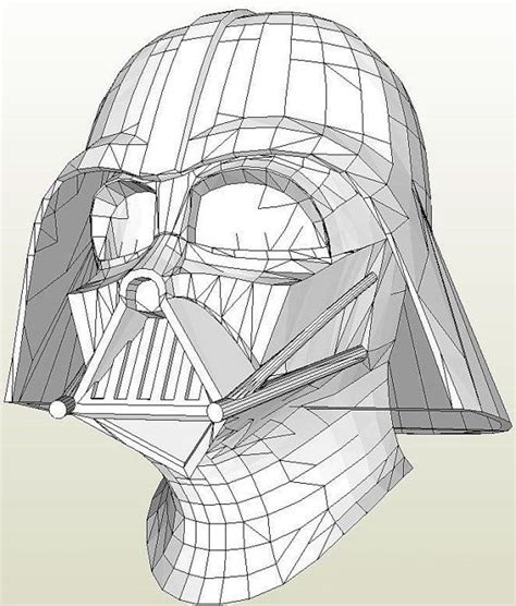 darth vader helmet template 25 best ideas about mascara darth vader on