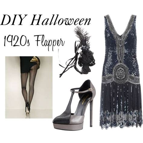 diy flapper hairst accessorize a classic flapper dress with fishnets t strap