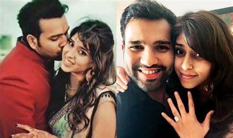 Rohit Sharma & Ritika Sajdeh wedding date confirmed