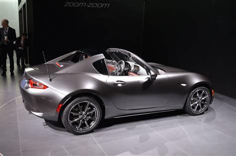 Mx 5 Miata Rf by 5 Coolest Things About The 2017 Mazda Mx 5 Miata Rf