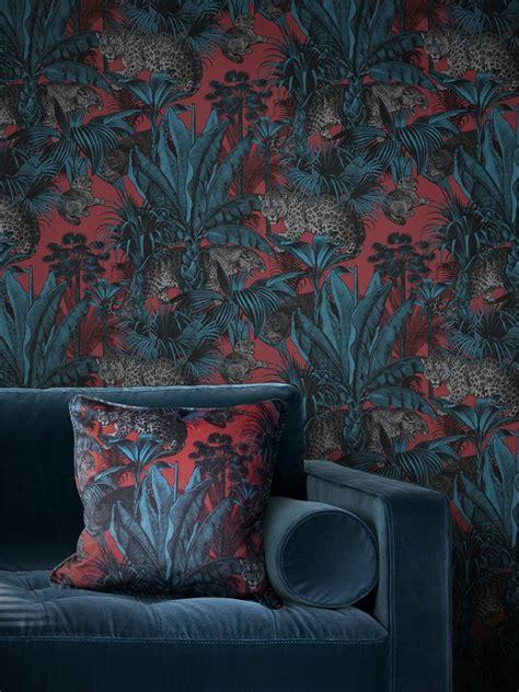 faunacation bold wallpaper designs divine savages